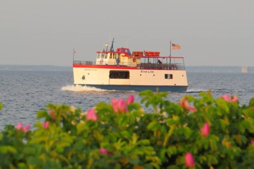 Get your Mackinac Island Ferry Tickets online and get a discount for ordering online. Starline Mackinac Island Ferry offers the best deals to Mackinac Island.