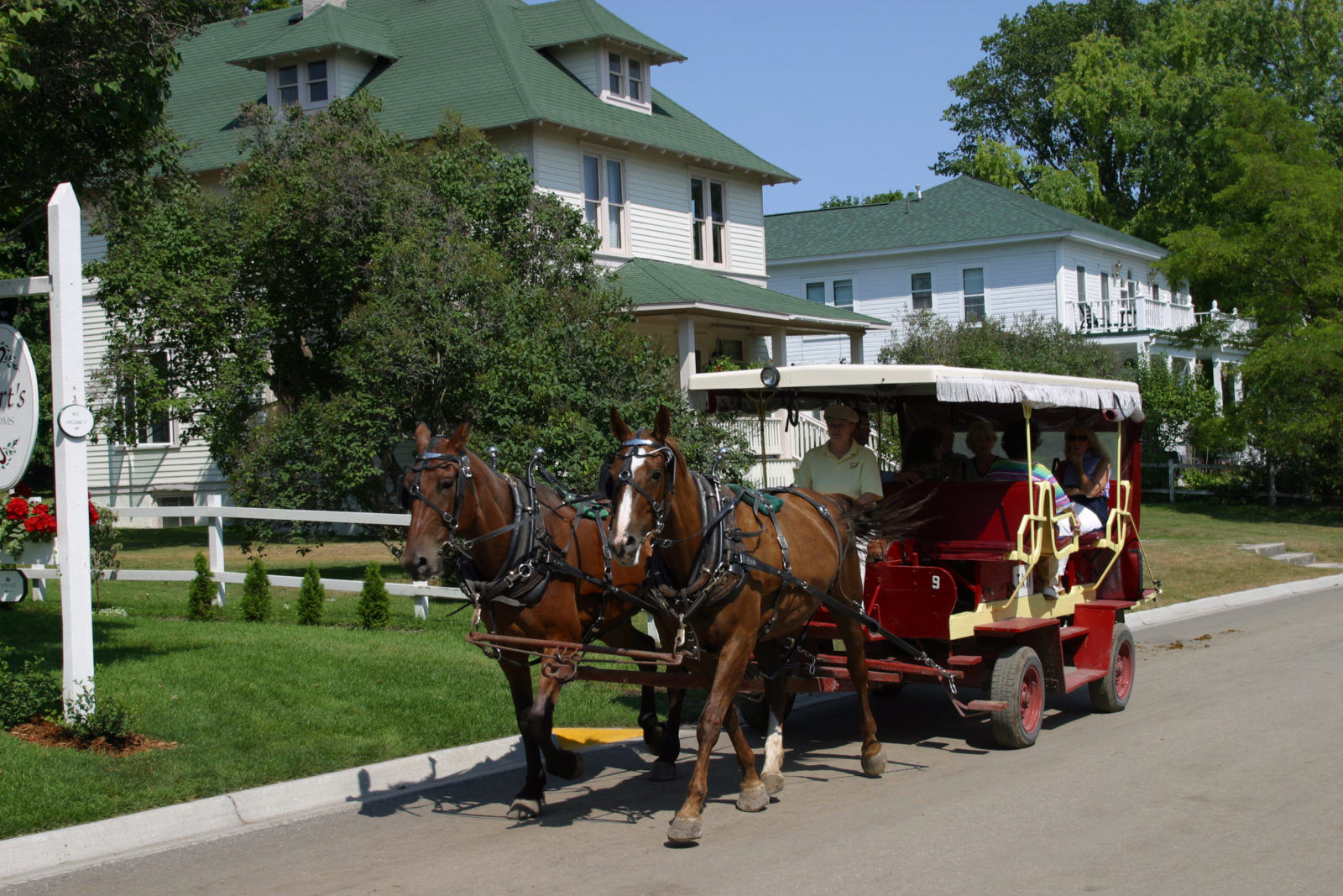 Mackinac island discount coupons