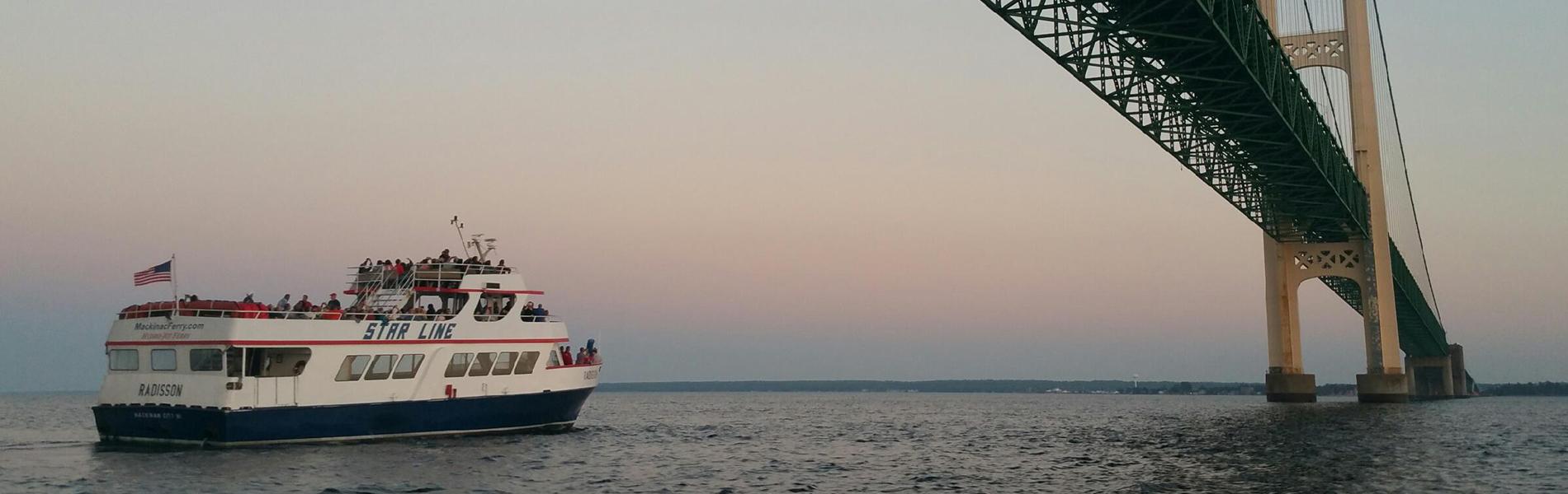 Mackinac Island Star Ferry Schedule