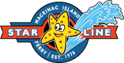 Star Line Mackinac Island Ferry Logo